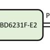 BD6231F-E2動作テスト