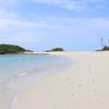 沖縄東海岸の離島、浮原島は穴場の無人島。