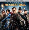 グレートウォール (The Great Wall)[UHD BD]