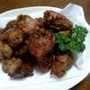 鶏レバーの下処理方法と鶏レバーカレー味唐揚げ