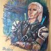 最近描いたDragon Age絵とかボールペンとか