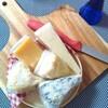 チーズオンザテーブルのチーズ盛り合わせセット【仏・カマンベール レオ、仏・ファンティーニ フランセーズ】