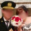 K様結婚式 (プリザーブドフラワー ハートローズ)