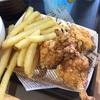 勝山市村岡町寺尾 恐竜博物館の「ジオターミナル」で昼食