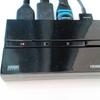 HDMI切替器を購入してみました