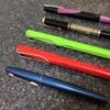 万年筆は一生使えるものですが何本も買います