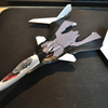 【VF-31F製作記】パチ組をする (翼・腕)【Part2】
