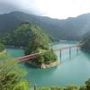 【静岡県の秘境駅】「奥大井湖上駅」の絶景を訪ねて