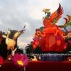 香港2019旧正月 元宵ランタンフェスティバル(元宵綵燈會) ~新界西会場:天水圍公園~
