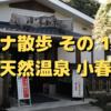 見沼天然温泉 小春日和 【 サウナ散歩 その 136 】
