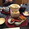 奈良の郷土料理「飛鳥鍋」を現代風アレンジした大和鍋と鶏茶漬け:和処よしの(奈良県奈良市)