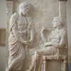 特別展 古代ギリシャ での墓碑について