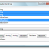 ItemsControlのItemsプロパティには直接Stringを設定すべきではない