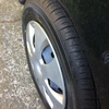 軽自動車のタイヤを交換しました・・・安過ぎてコワッww