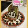 機関車トーマスのなかま「パーシー」の誕生日ケーキを作る!簡単で材料費も500円程度!