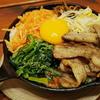 ニトスキレシピ ラムの石焼風ビビンバ