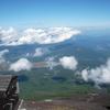 富士山登頂 2009年9月
