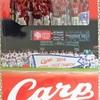 今日のカープグッズ:「広島東洋カープ2016年セントラル・リーグ優勝記念図書カード」