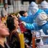 約1千万人のコロナ検査、4日間で終了 中国・青島市 2020.10.17 Sat posted at 16:15 JST