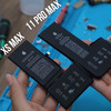 iPhone 11 Pro Maxの分解映像。バッテリーの厚みなどがわかる