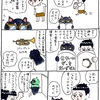 猫先生「ニャンポコと楽器」