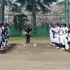2018年4月1日 練習試合 vs 松山高校OBチーム