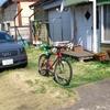 今日は自転車通勤・・・。  川瀬ブログです。