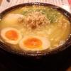 東京神田で鶏ラーメン