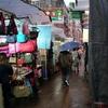 香港の街をウロウロ