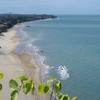 タイのビーチに行きました。。。~プランブリー(プラチュアップキリカン県) パクナムプランとカオカロク