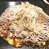 やきやき鉄板 ぼんくら家 西中島店でお好み焼きを食す。