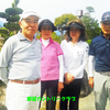 10月3日 都留カントリーで、9月19日と同じメンバー、久しぶりのゴルフ・・・