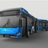 #401 国産ハイブリッド連節バス1号車は横浜へ 2020年6月運行開始で計画