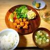 姉嫁家の宇宙食〜本日の夕飯