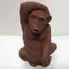 【Zoology(ズーロジー)】動物チョコレート「チンパンジー」購入レビュー!