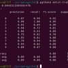 SVMでMNISTのデータを画像分類する(Pythonによるスクレイピング&機械学習テクニック)