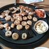 大邱テグ(韓国)でマッチャン(ホルモン焼き肉)を食べました!!!