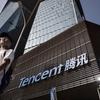 中国テンセントが、政府規制と米中貿易戦争で株価急落
