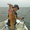 潮も動かず・・風も無い中・・釣り方で差が出ました~😲