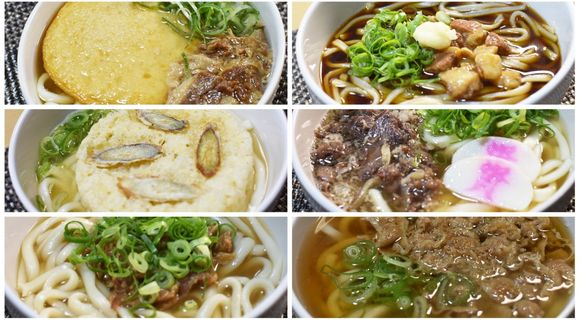 出汁の効いた「福岡のうどん」6店をお取り寄して食べ比べたら超贅沢なおうち時間になった