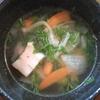 にんじん菜にんじんスープ