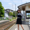 NARUHAさん!その12 ─ 石川・富山美少女図鑑 撮影会 海王丸パーク周辺 ─
