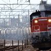 奇跡の代走!!DD51牽引セメント列車を撮る その2 東海地区 貨物撮り鉄遠征②