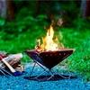 焚き火がしたい!キャンプ場での火のマナー