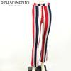 レディース ロングパンツ マルチカラー系 トリコロールカラー ストライプ | RINASCIMENTO(リナシメント)