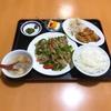 「台湾料理カイシンゲン」で生姜焼き定食