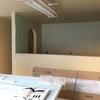 K様邸クロス施工に入ります。アールの垂壁とニッチがポイント!