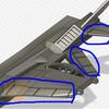 Fusion 360でクインジェットのモデリング:ディテイルの作り込み
