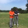 今日は五月晴れの中ゴルフを楽しみました。