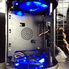 Mac Proのような円柱形PCケースを見てきました